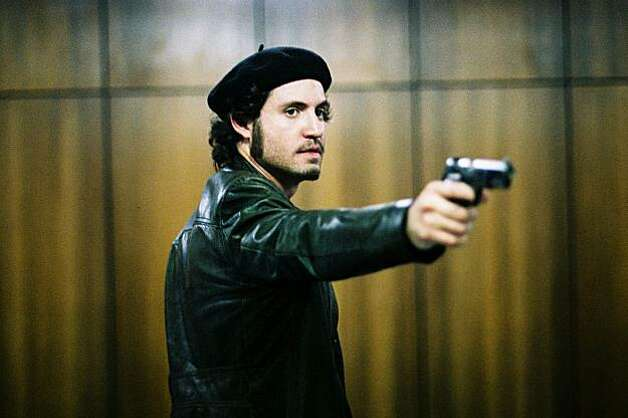 "Edgar Ramirez in Olivier Assayas' ""Carlos,"" a 5 1/2 hour 2010 French film about the infamous terorist. Photo: Film En Stock"