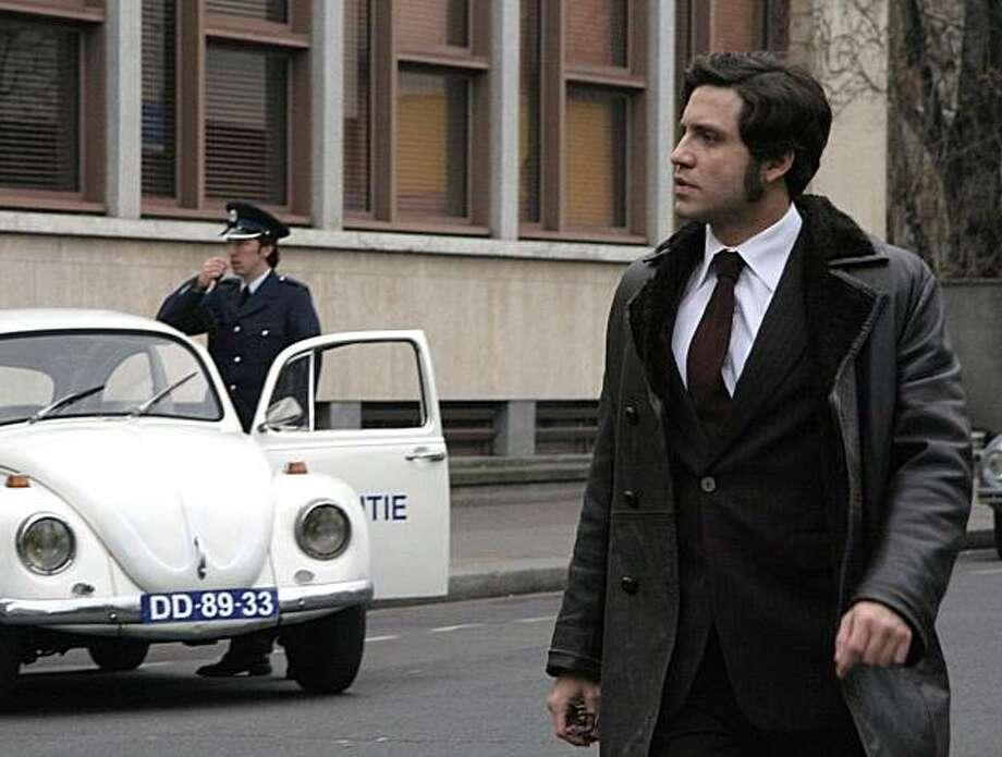 "Edgar Ramirez in Olivier Assayas' ""Carlos,"" a 5 1/2 hour 2010 French film about the infamous terorist. Photo: Film En Stock"