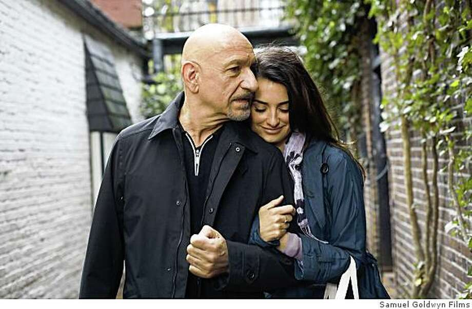 "Ben Kingsley and Penelope Cruz in  ""Elegy"" (2008). Photo: Samuel Goldwyn Films"