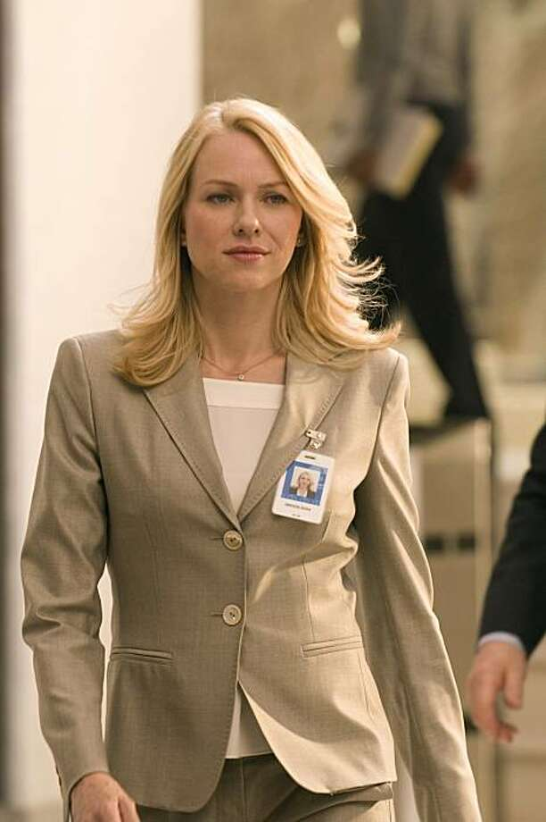 "Naomi Watts stars in ""Fair Game."" (MCT) Photo: Handout, MCT"
