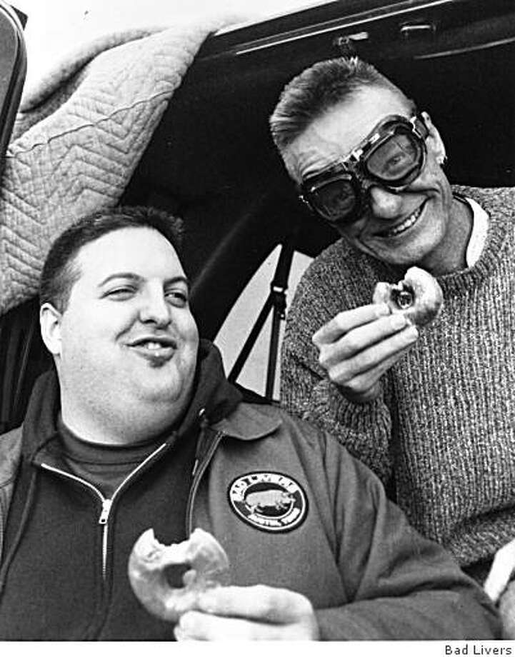Mark Rubin and Danny Barnes of the Bad Livers Photo: Bad Livers