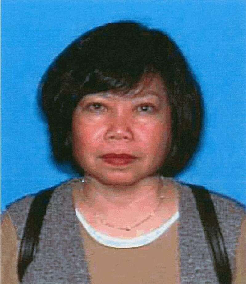 Cynthia Palomata, 55, a Contra Costa County health services employee, died at a hospital Thursday, three days after an inmate allegedly hit her in the head with a lamp at the county jail in Martinez. Photo: Courtesy DMV