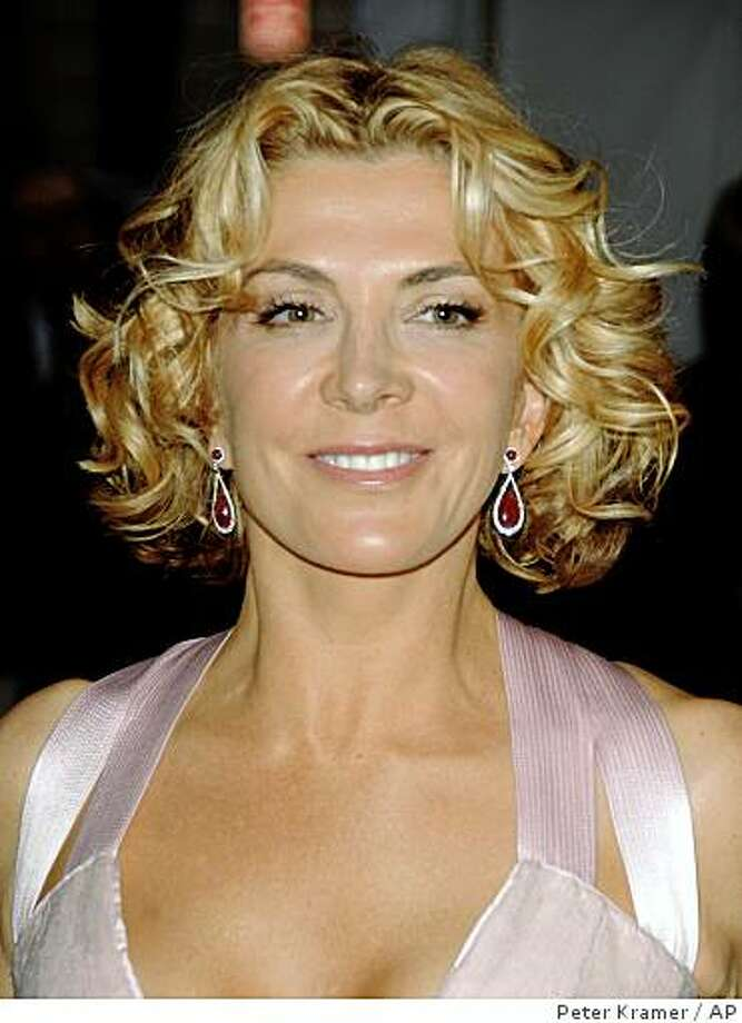 ** FILE ** In this May 5, 2008 file photo, actress Natasha Richardson arrives at the Metropolitan Museum of Art's Costume Institute Gala in New York. (AP Photo/Peter Kramer, file) Photo: Peter Kramer, AP