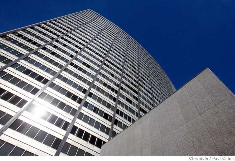 The Kaiser Center in Oakland, Calif. on Friday, Nov. 10, 2006. The Swig Co. unveiled plans to redevelop the business complex located across from Lake Merritt in the heart of downtown Oakland.  PAUL CHINN/The Chronicle MANDATORY CREDIT FOR PHOTOGRAPHER AND S.F. CHRONICLE/ - MAGS OUT Photo: PAUL CHINN