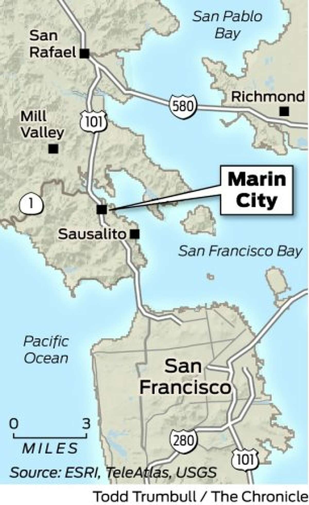Picture of: Marin City Looks To Better Days