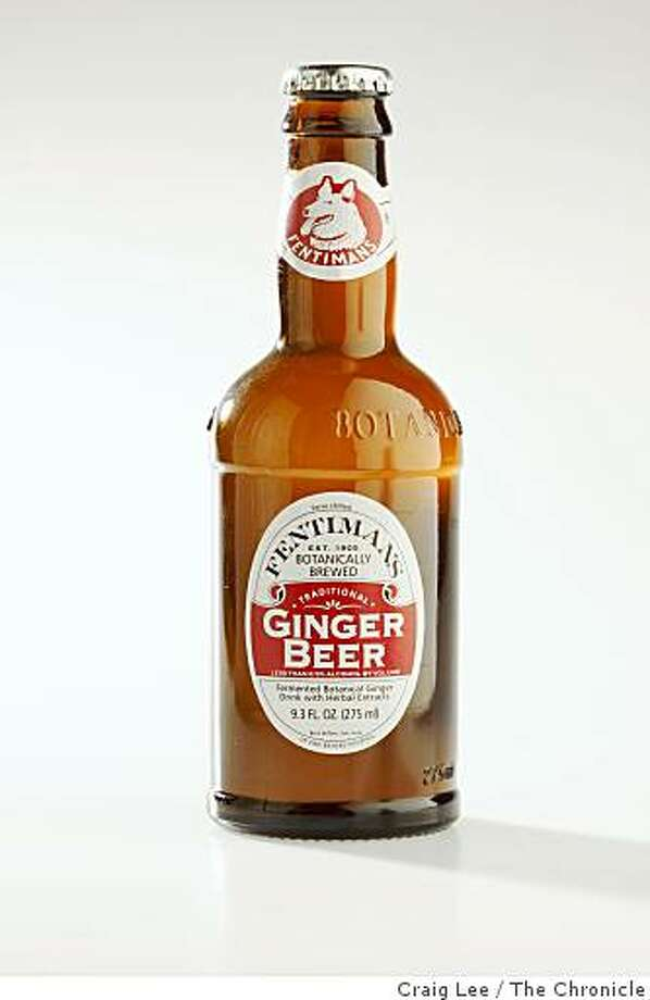 Fentiman's Ginger Beer in San Francisco, Calif., on March 5, 2009 Photo: Craig Lee, The Chronicle
