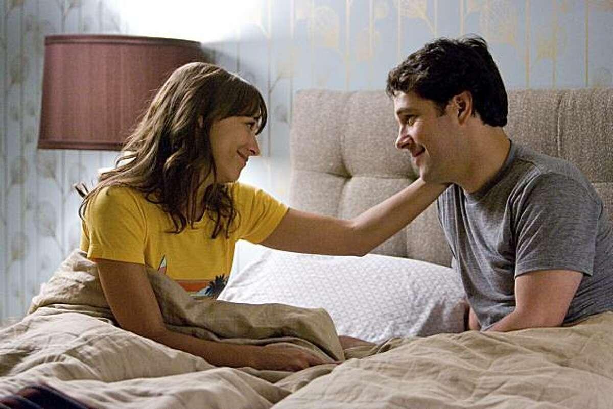 "Rashida Jones in ""I Love You, Man."""