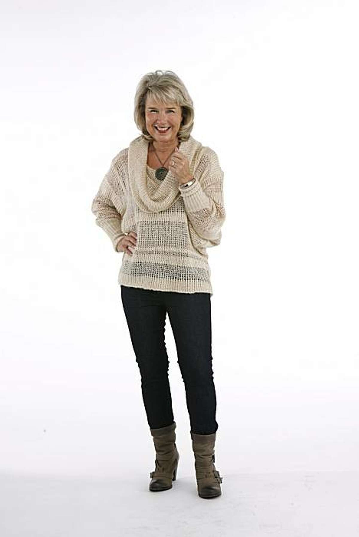 Diane Haydon is the owner of the home furnishings outlet store called Trove located in Berkeley, Calif. where the store features floor samples and interior furnishings from name designers. Haydon poses for a portrait in San Francisco on Friday, Oct. 15, 2010.