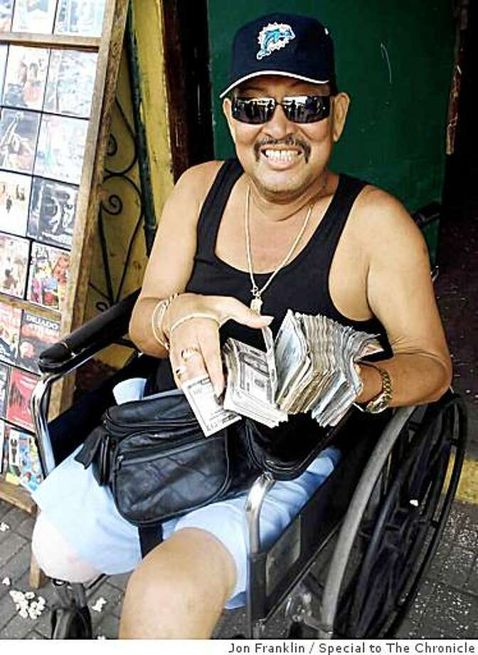 71a6fae1a36a Nicaraguan town rides high on cast-off cocaine - SFGate