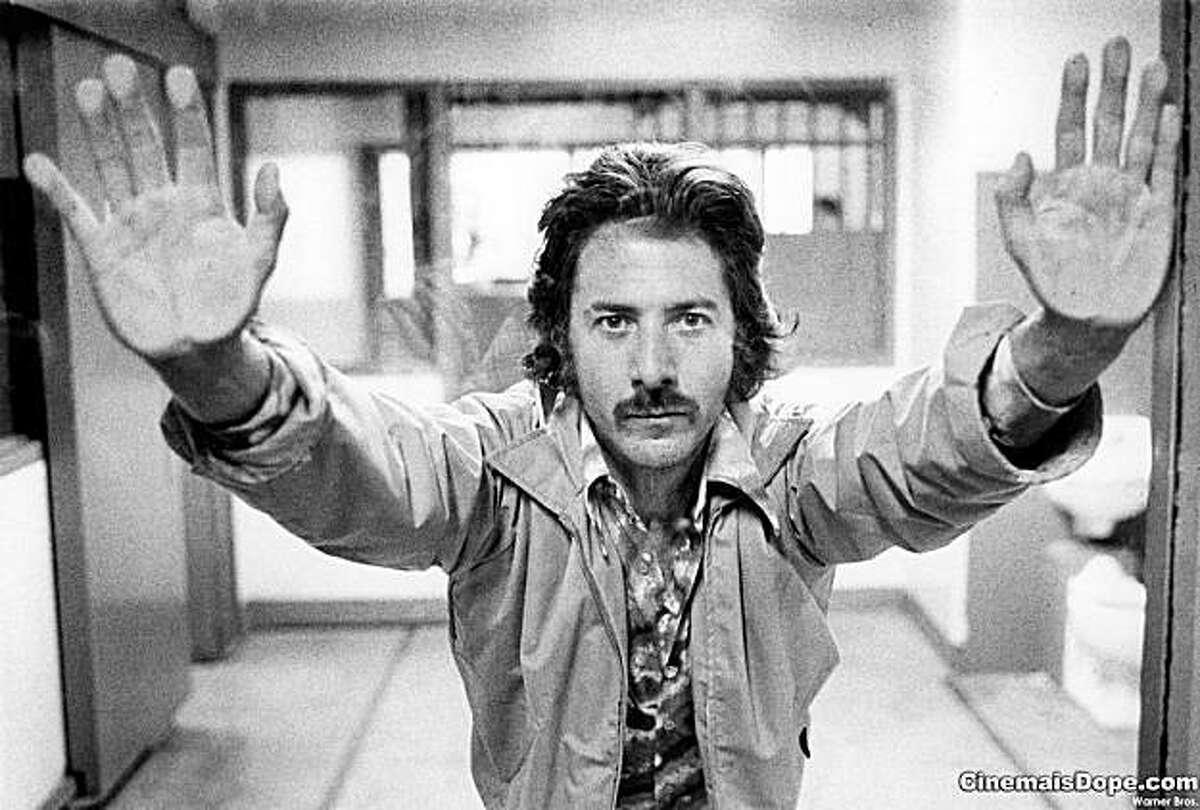 Dustin Hoffman in