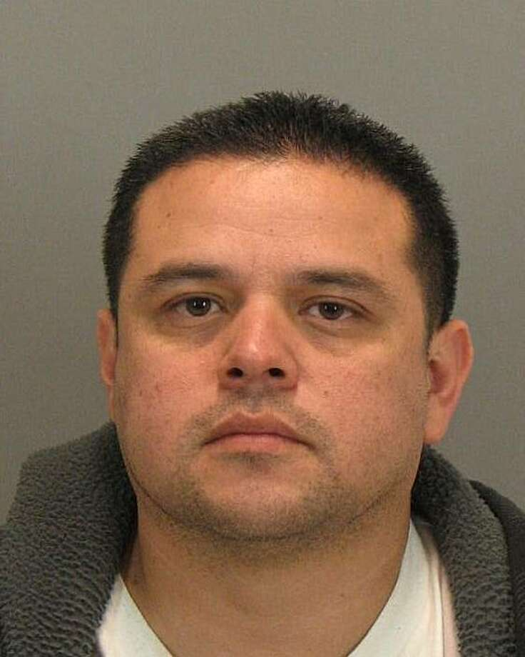 On Tuesday, October 26, undercover detectives from the Santa Clara County Special Operations Division arrested a California Department of Corrections officer, Sergio Javier Noguera, 38 of Salinas, for drug-related charges during an undercover operation as a result of a six-month long investigation. Photo: Santa Clara Sheriff's Office