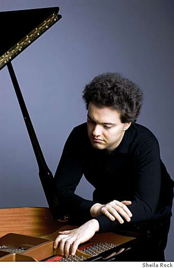 Pianist Evgeny Kissin Photo: Sheila Rock