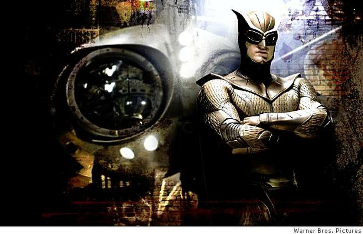 """PATRICK WILSON as Nite Owl II in Warner Bros. Pictures', Paramount Pictures' and Legendary Pictures' action adventure """"Watchmen."""""""