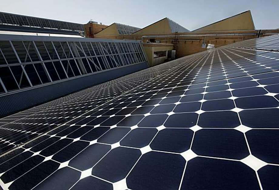 Solar Industry Goes Through Shakeout Sfgate