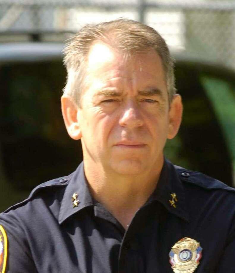 FILE PHOTO Bethel Police chief Jeffrey Finch. Photo: David W. Harple / The News-Times