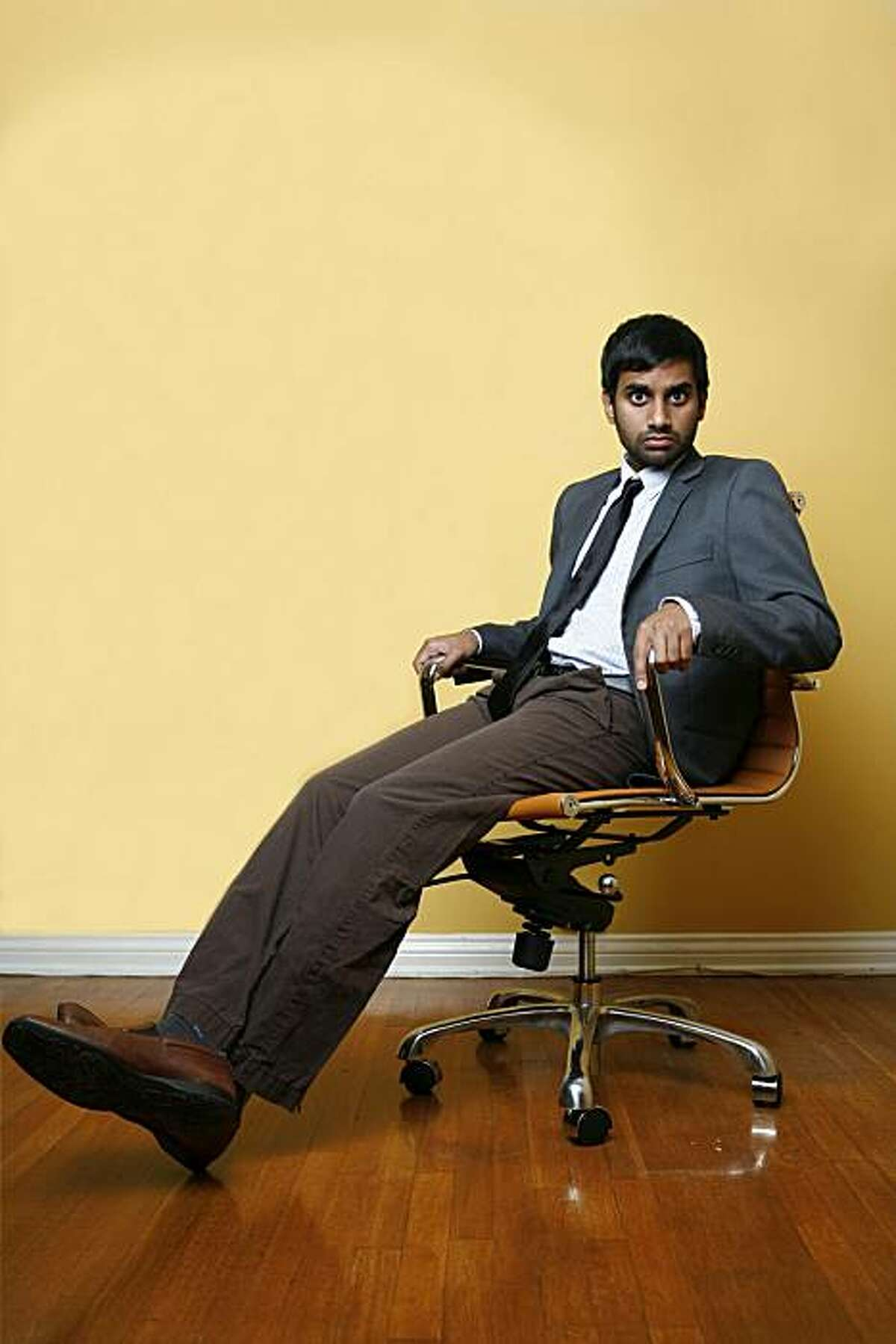 """Aziz Ansari, a popular stand-up comic and star of NBCs """"Parks and Recreation,"""" sold out multiple shows at the Fillmore Auditorium."""