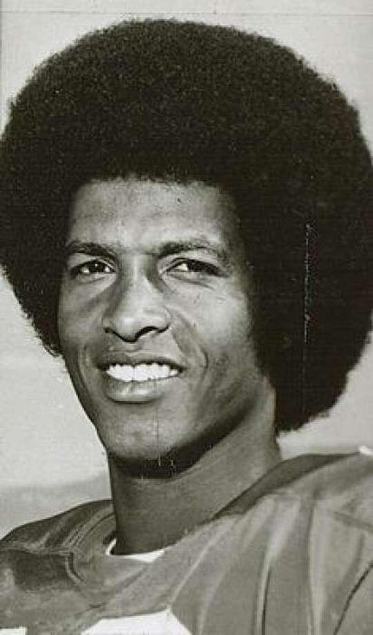 washington_2.JPG September 24, 1973- Mug shot of Gene Washington from when he was a member of the San Francisco 49ers.. /