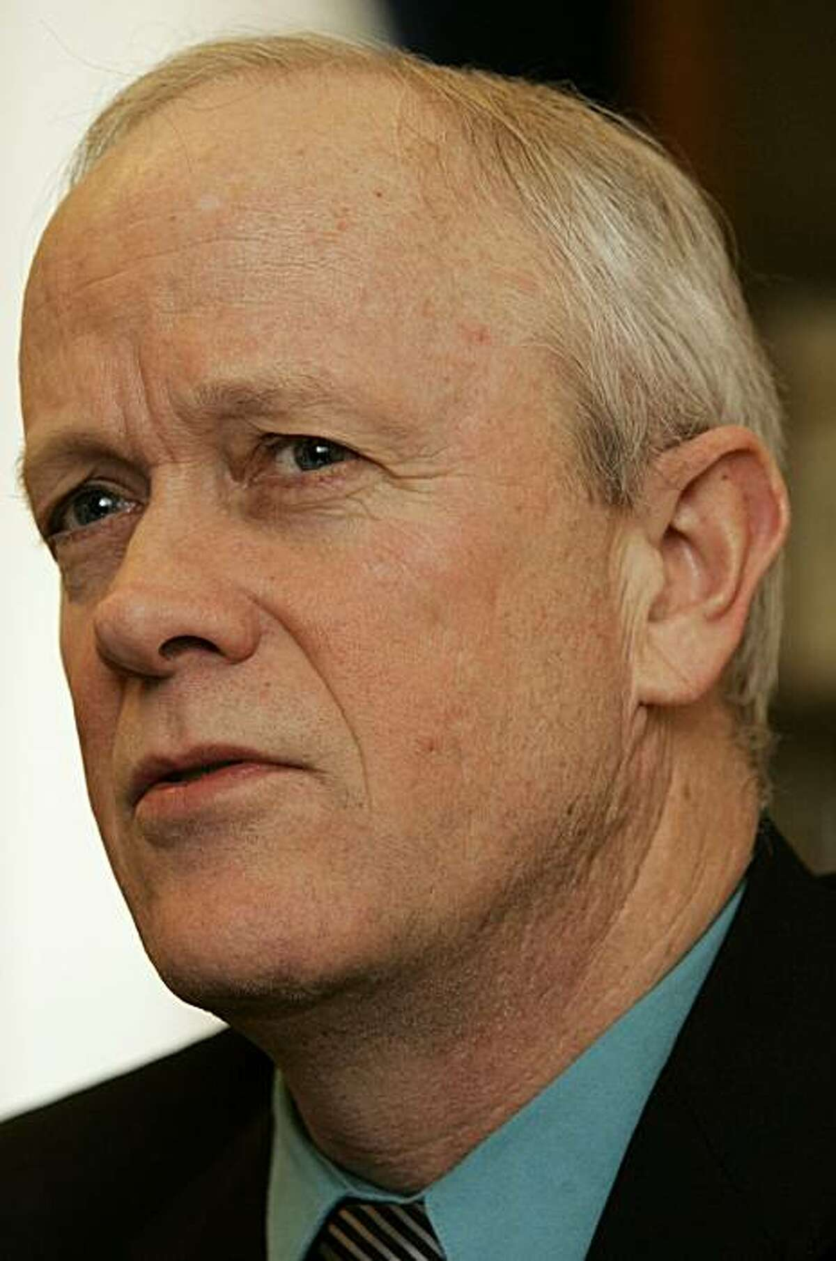 Rep. Jerry McNerney, D-Calif is interviewed by The Associated Press, Monday, Feb. 12, 2007, in his office on Capitol Hill in Washington. (AP Photo/ Haraz N. Ghanbari) Ran on: 07-27-2007 Rep. Jerry McNerney tied the nation's drug problem to relaxation of U.S. drug policy.