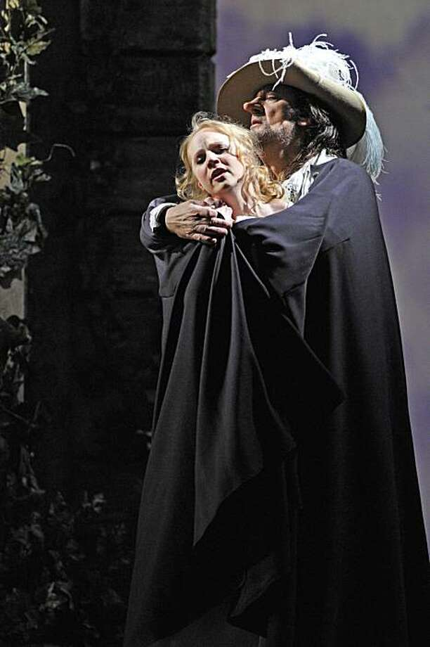 Placido Domingo in Cyrano de Bergerac  photo by Marie-Noëlle Robert/Théâtre du Châtelet Photo: Marie-Noelle Robert, THeatre Du Chatelet