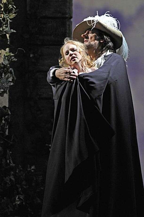 Placido Domingo in Cyrano de Bergerac  photo by Marie-Noëlle Robert/Théâtre du Châtelet Photo: Marie-Noelle Robert, THeatre Du Chatelet