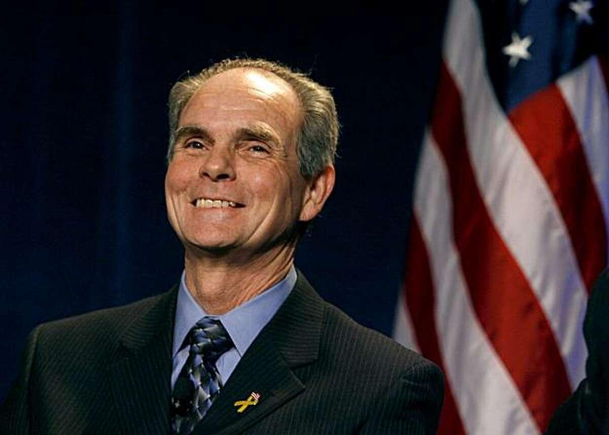San Jose Mayor Chuck Reed