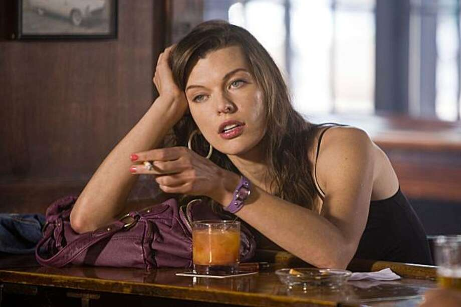 Milla Jovovich stars in Overture Films' STONE. Photo: Ron Batzdorff, © 2010 Stone Productions, LLC