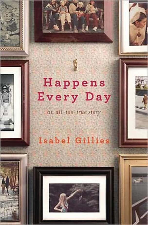 'Happens Every Day' by Isabel Gillies