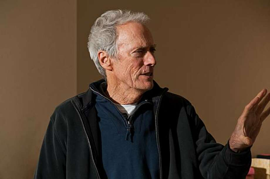 """Hereafter"": Director Clint Eastwood Photo: Jay Maidment, Warner Bros."