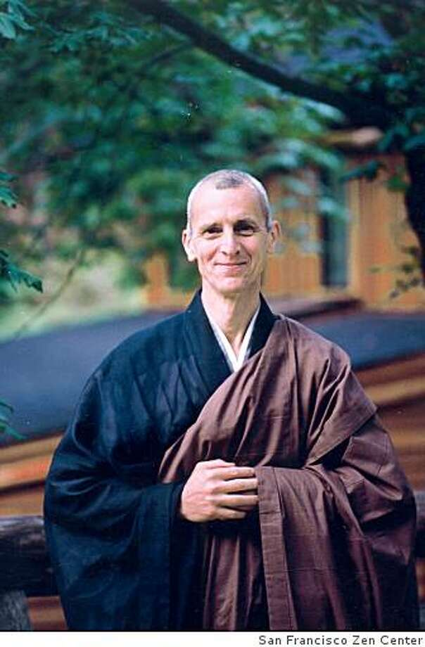 "Mugshot of Paul Haller, abbot of the San Francisco Zen Center, who teaches a course on ""The Dharma of Money."" Photo: San Francisco Zen Center"