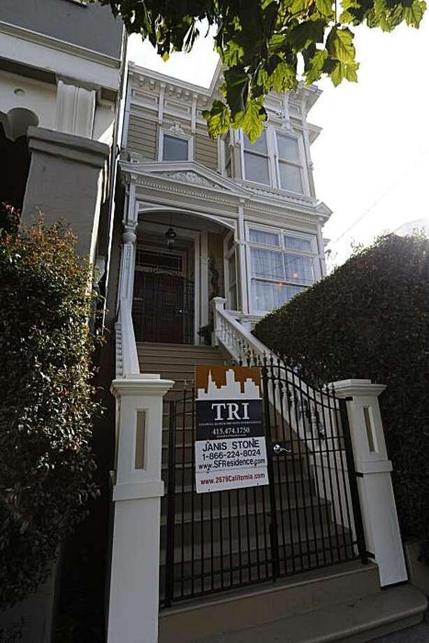 2679 California for Curb Appeal Photo: Ashley Munro, BlockShopper