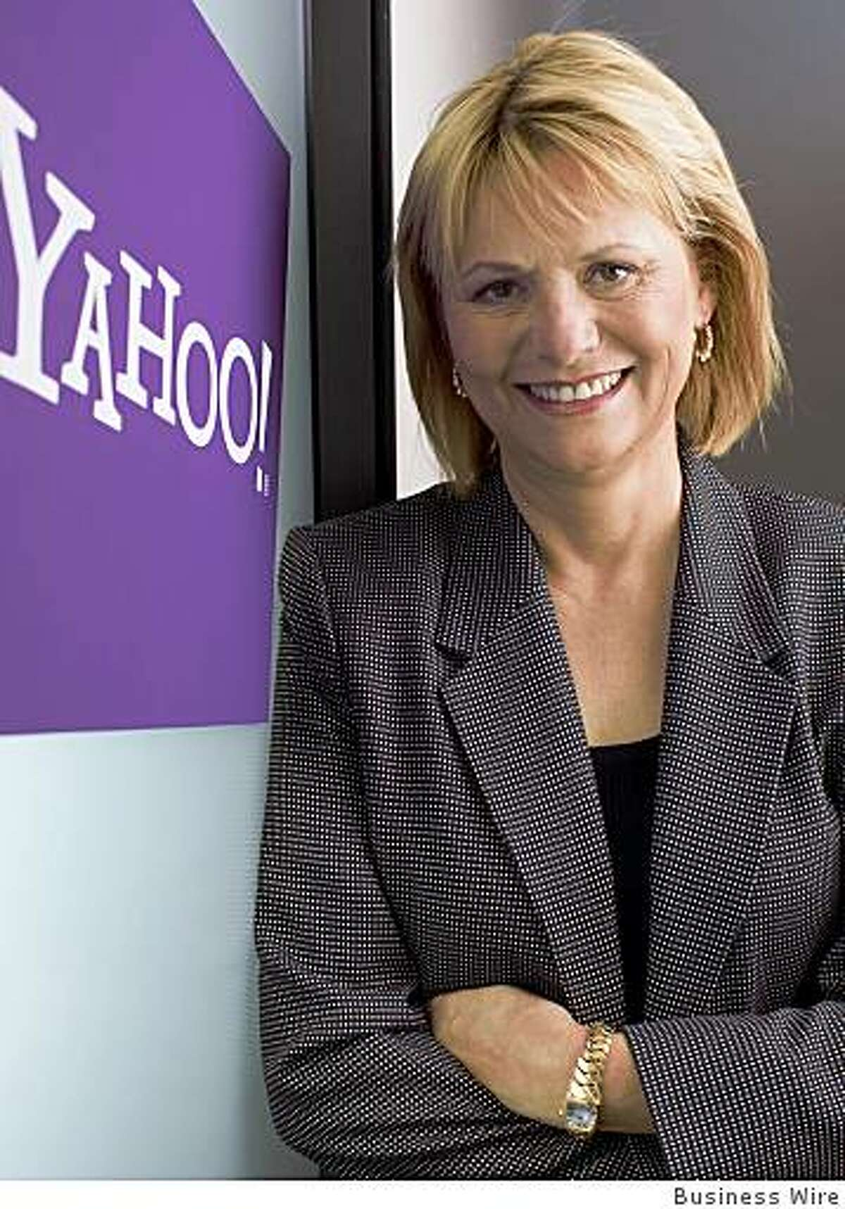 Yahoo! Inc. (NASDAQ:YHOO), a leading global brand and one of the world's most trafficked Internet destinations, announced today that Carol Bartz, a veteran technology executive who was most recently Executive Chairman of Autodesk (NASDAQ: ADSK), has been named Chief Executive Officer and a member of the Board of Directors, effective immediately.