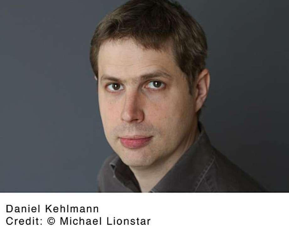 """""""Fame"""" author Daniel Kehlmann. Photo: Michael Lionstar"""