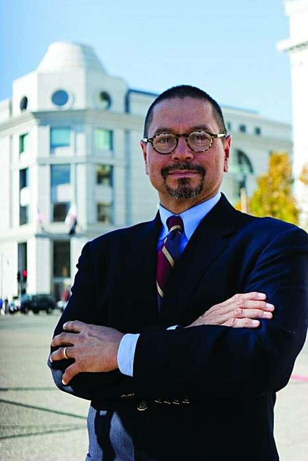 Attorney Michael Nava. Photo by Mona T. Brooks Photo: Mona T. Brooks