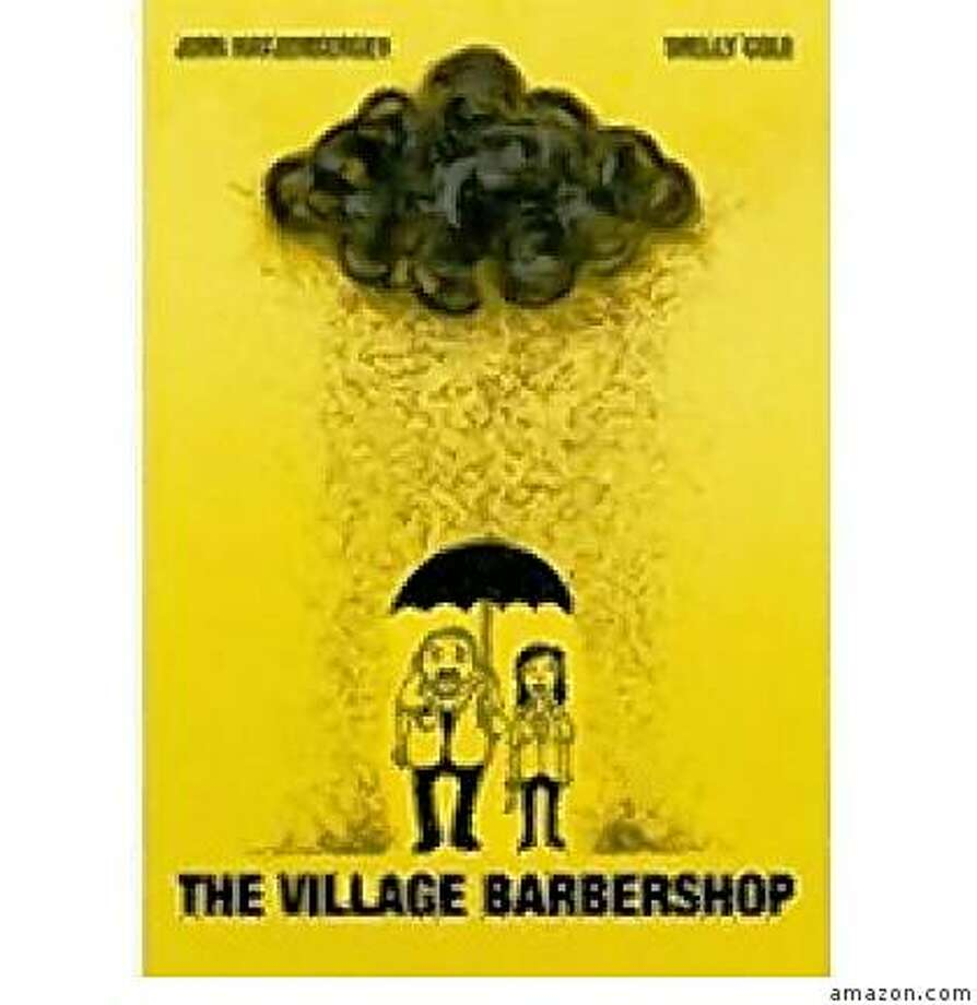 dvd cover THE VILLAGE BARBERSHOP Photo: Amazon.com