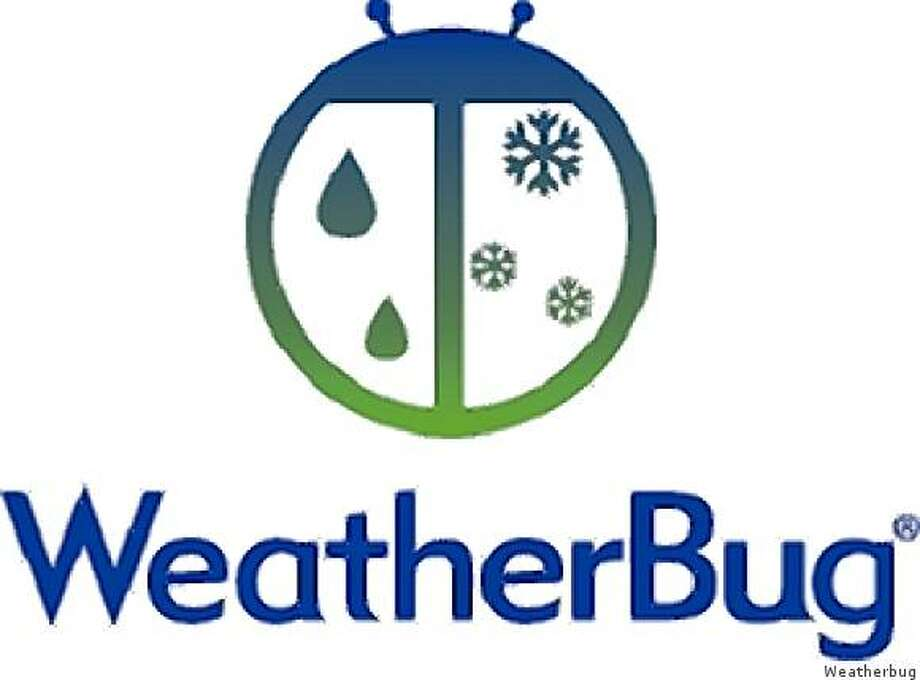 Weatherbug is the app-a-day for February 27, 2009 Photo: Weatherbug