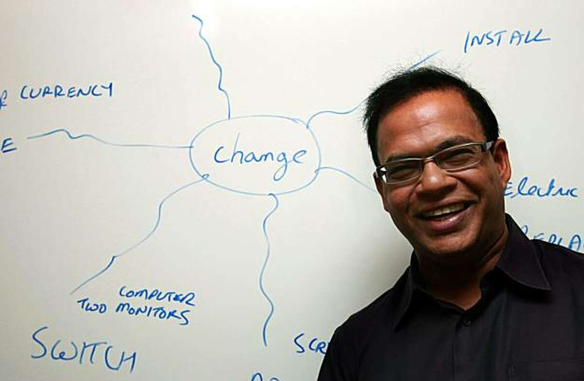 With the help of scientist Amit Singhal, Google is creating algorithms that increasingly understand the actual intent in user searches to even predict the information and services people will want before they've articulated it in Mountain View, Calif., on Wednesday, October 13, 2010.