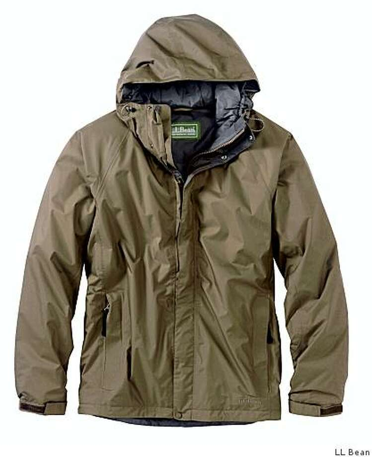 The LL Bean Stowaway Jacket Photo: LL Bean