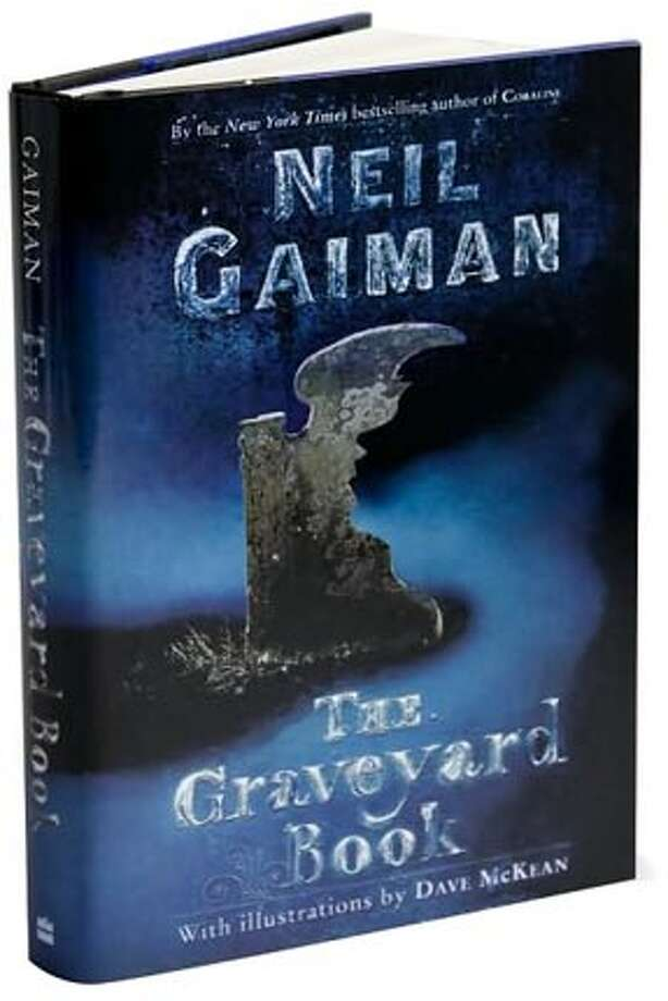 'The Graveyard Book' by Neil Gaiman