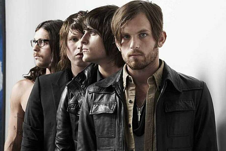 Kings of Leon: They refuse to face each other. Photo: Rca
