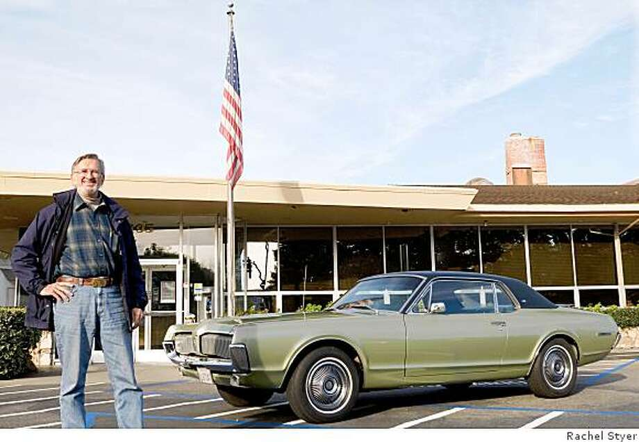 John Hopper purchased his 1967 Mercury Cougar XR-7 new in the fall of 1966 from a dealership in Oakland. ?I loved driving it that day nearly 42 years ago, and still do today,? he says. Photo: Rachel Styer