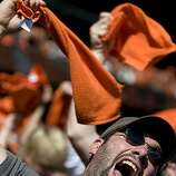 Jacob Castiglionia of Sebastapol goes wild as the Giants score two runs in the third inning against the San Diego Padres at AT&T Park on Sunday.