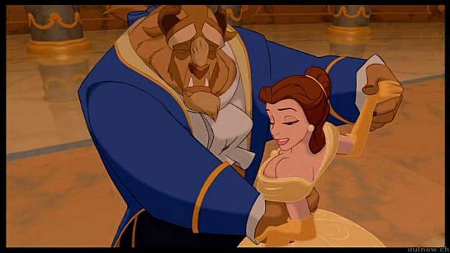still from Disney's BEAUTY AND THE BEAST Photo: Outnow.ch