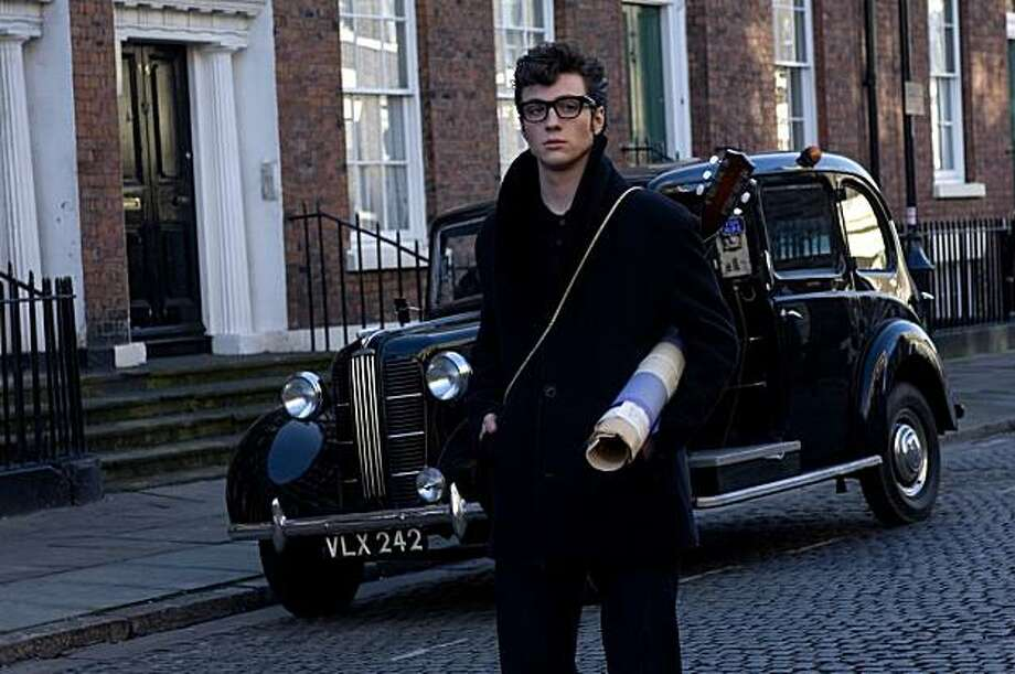 Aaron Johnson stars as young John Lennon in Sam Taylor-Wood's NOWHERE BOY. Photo: Courtesy Of The Weinstein Compan