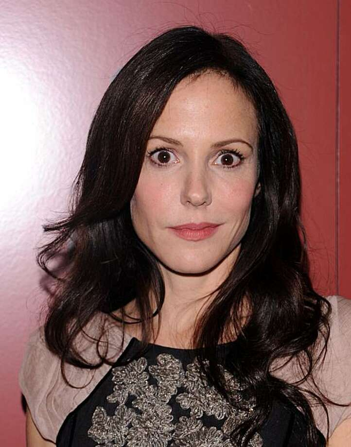"""Actress Mary-Louise Parker attends a Cinema Society screening of """"Red"""" at Museum of Modern Art, in New York, on Sunday, Oct. 3, 2010. Photo: Peter Kramer, AP"""
