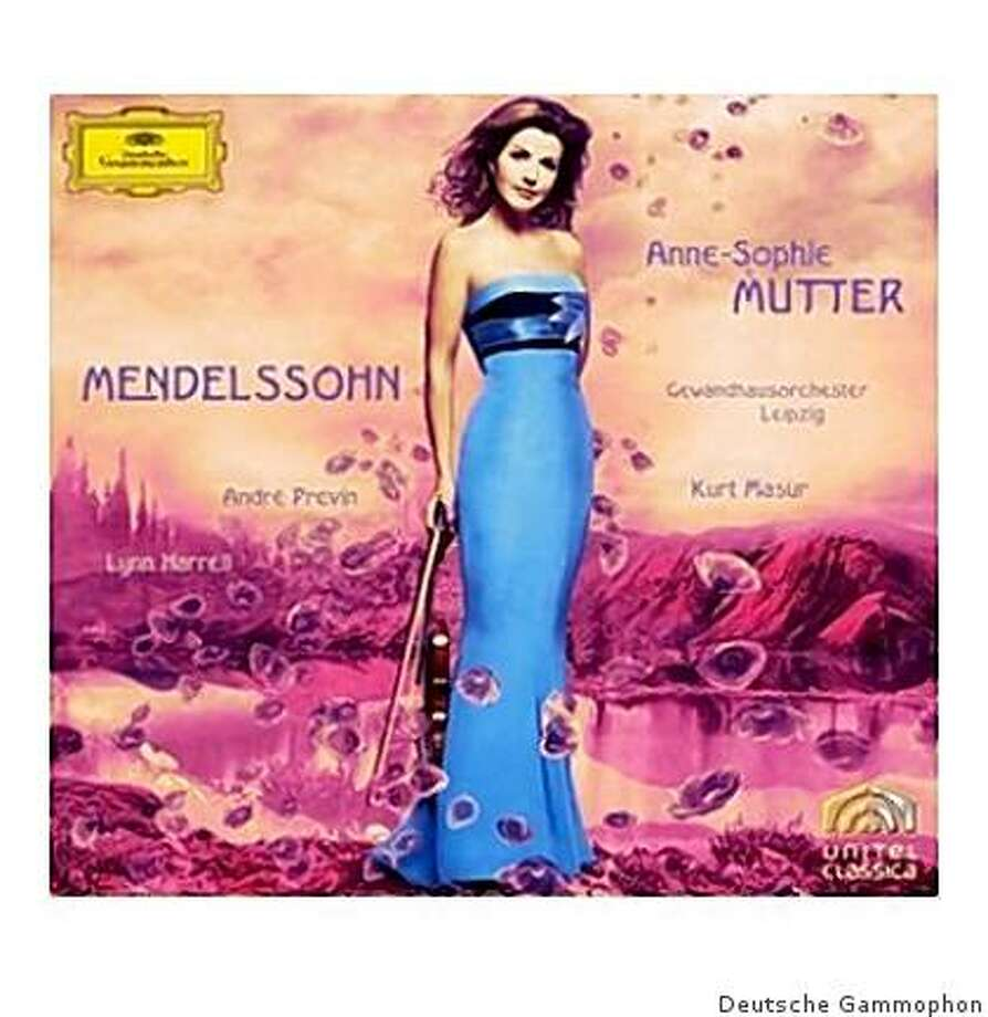 CD cover Photo: Deutsche Gammophon