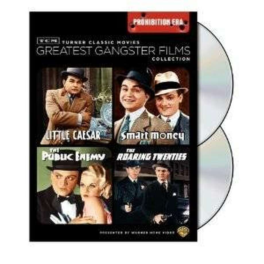 dvd cover GREATEST GANGSTER FILMS: PROHIBITION ERA Photo: Amazon.com