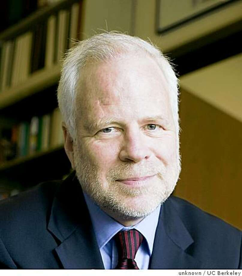 Barry Eichengreen is a professor of politics and economics at UC Berkeley Photo: Unknown, UC Berkeley