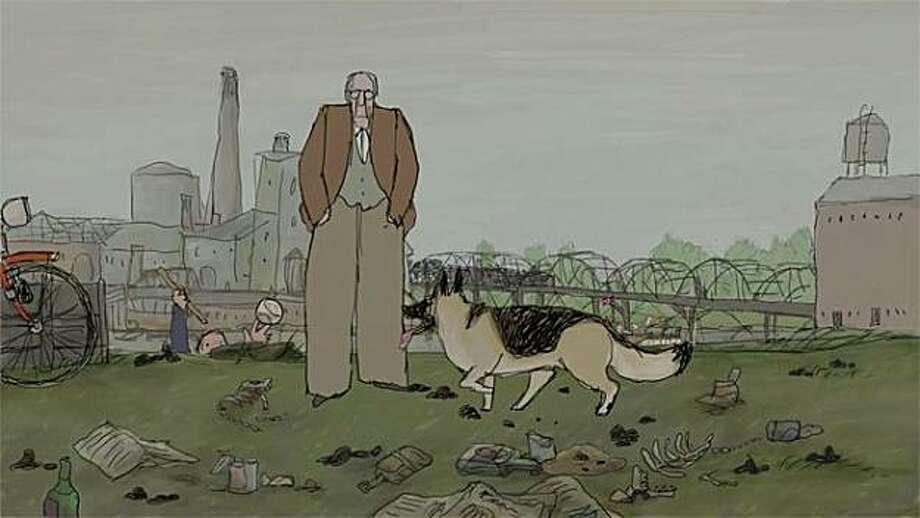 """My Dog Tulip."" Photo: New Yorker Films"