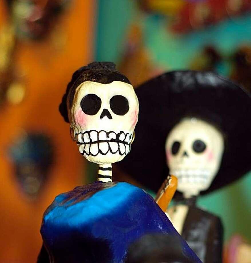 Dia de los Muertos Photo: Istockphoto.com