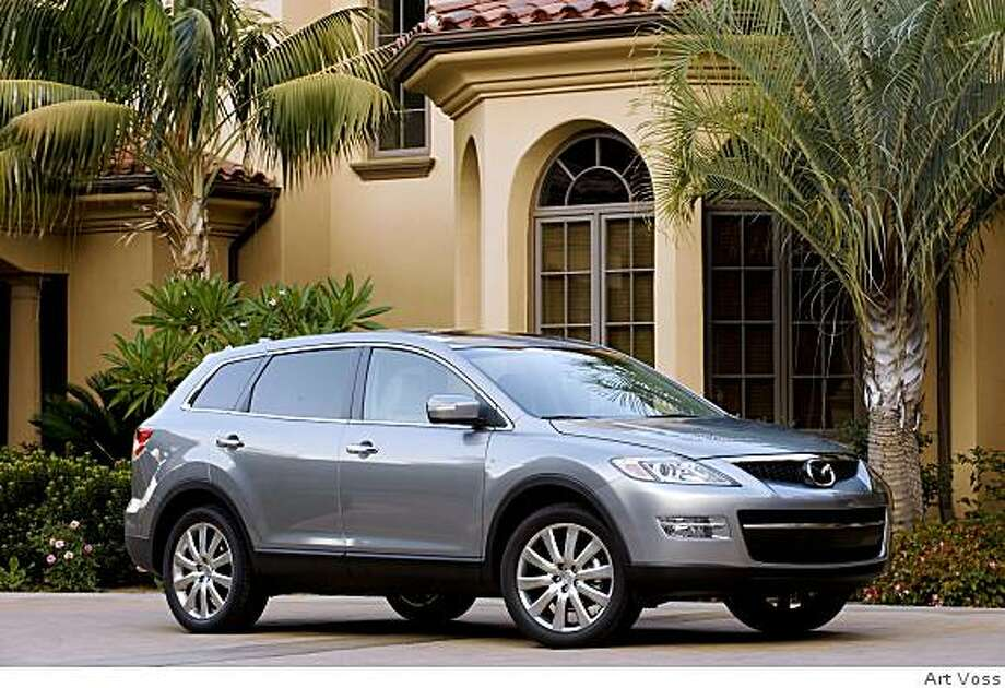 2009 Mazda CX-9 Photo: Art Voss